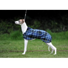 Whippet and greyhound Printed Double Fleece dog Coat